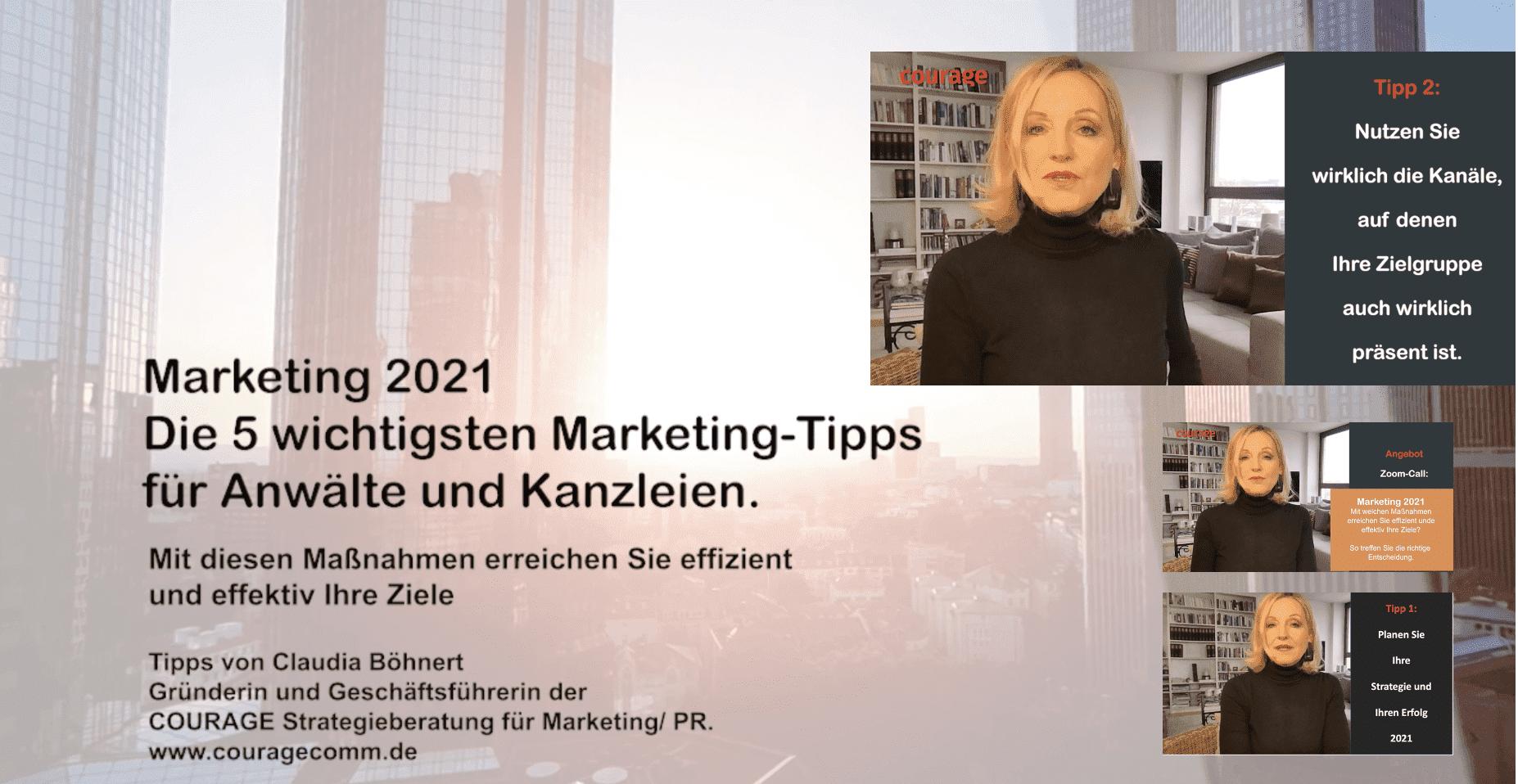 Marketing Kanzleien
